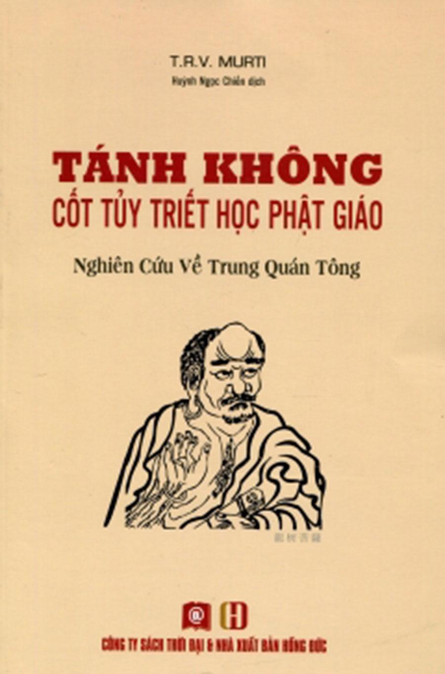 Tánh không Cốt tủy Triết học Phật giáo