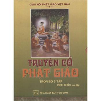 Truyện cổ Phật giáo - Trọn bộ 3 tập