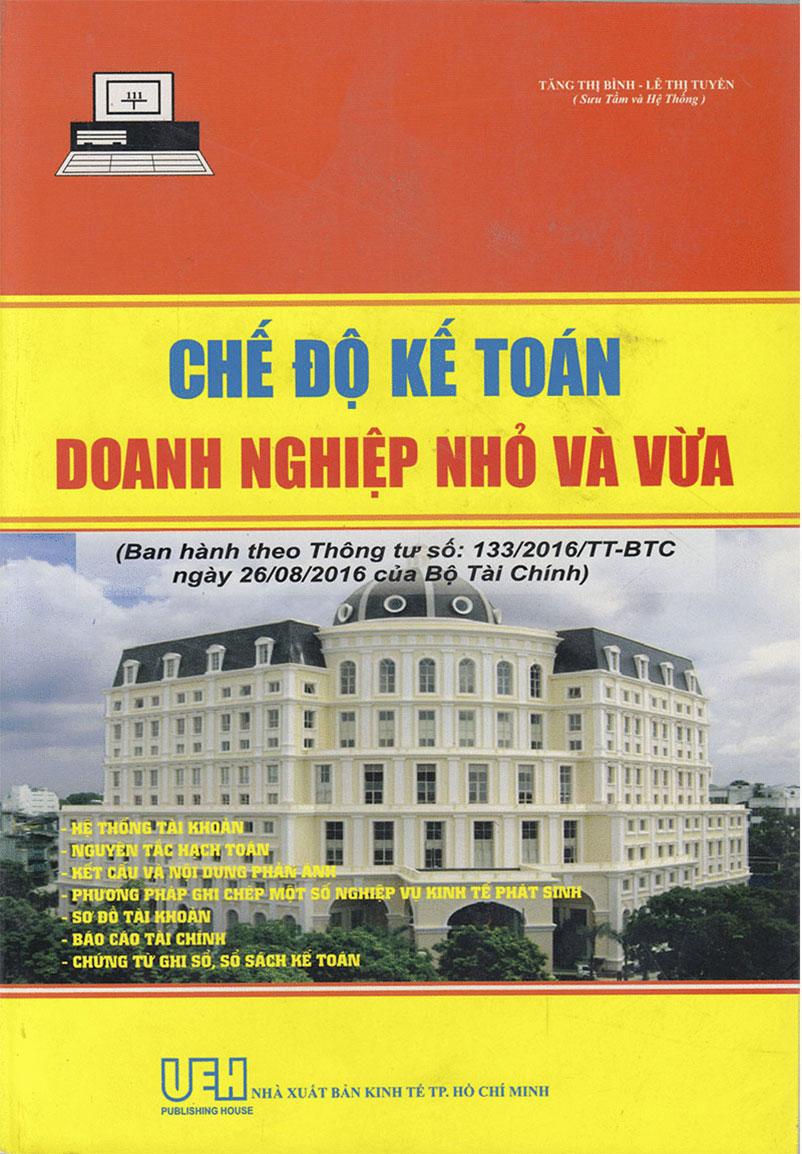 Sách Chế Độ Kế Toán Doanh Nghiệp Nhỏ Và Vừa