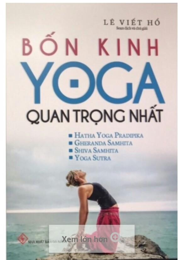 Bốn kinh Yoga quan trọng nhất