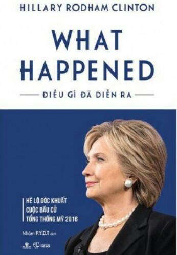 What happened Điều gì đã diễn ra