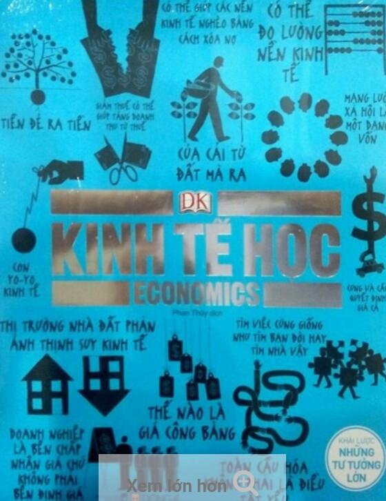 Kinh tế học khái lược những tư tưởng lớn