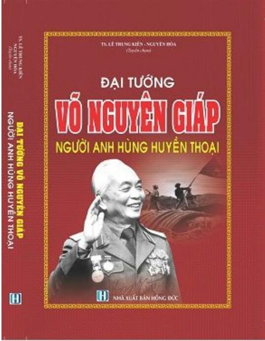 Đại tướng Võ Nguyên Giáp,  vị anh hùng dân tộc