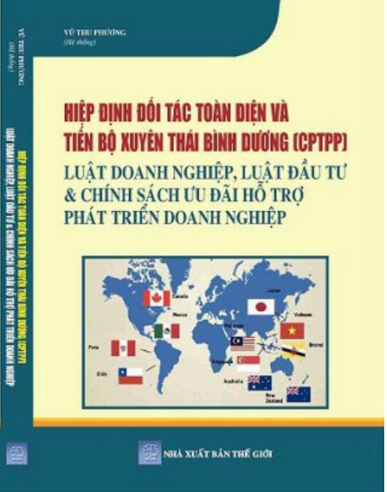 Hiệp định đối tác toàn diện và tiến bộ xuyên thái bình dương - CPTPP