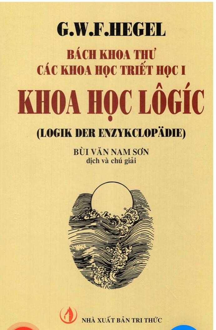 Bách khoa thư khoa học triết học,  khoa học logic