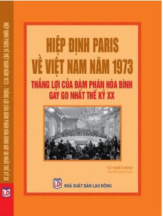 Hiệp định Paris về Việt Nam năm 1973