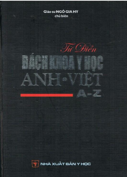 Từ điển bách khoa y học Anh Việt A Z