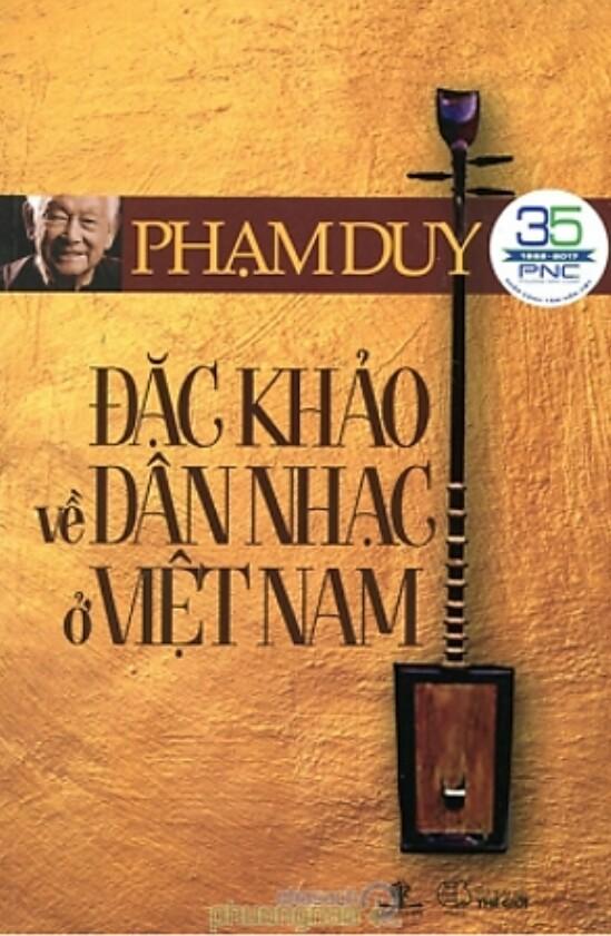 Đặc khảo về dân nhạc ở Việt Nam