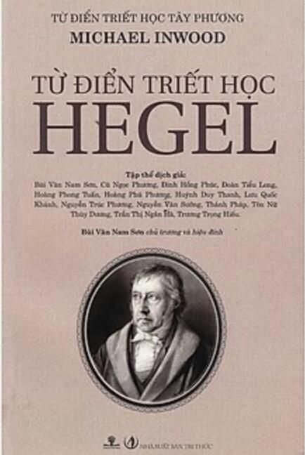 Từ điển triết học Hegel