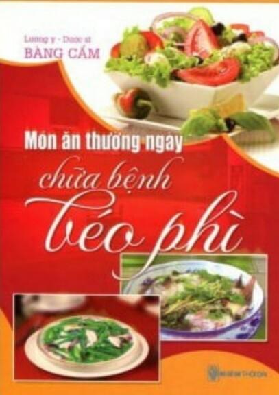 Món ăn thường ngày chữa bệnh béo phì