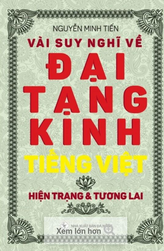 Đại tạng kinh tiếng Việt