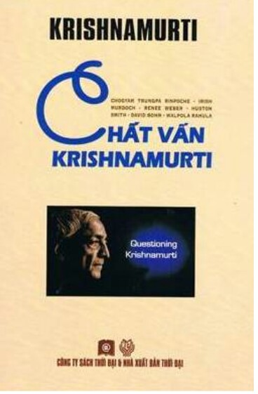 Chất vấn Krishnamurti