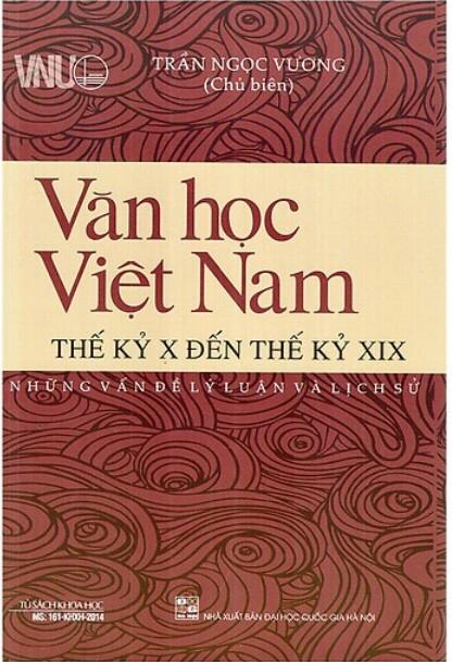 Văn học Việt Nam từ thế kỷ X đến XIX