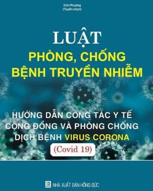 Luật phòng chống bệnh truyền nhiễm mới và phòng chống dịch bệnh Virus corona covid 19