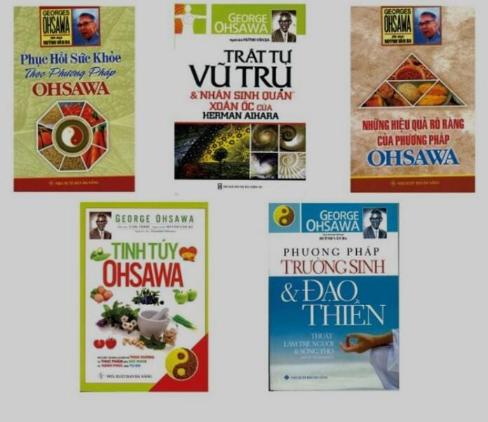 Ohsawa - Combo sách