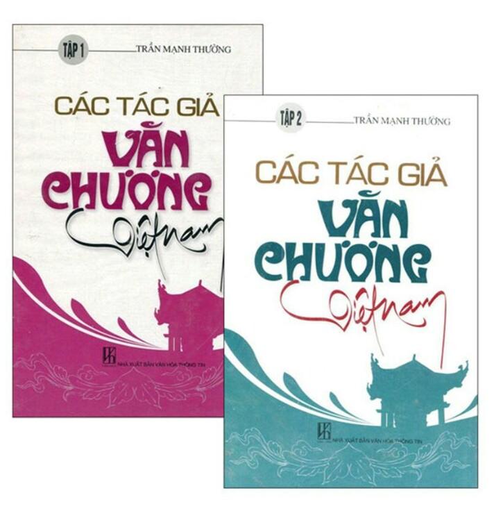 Các tác giả văn chương Việt Nam