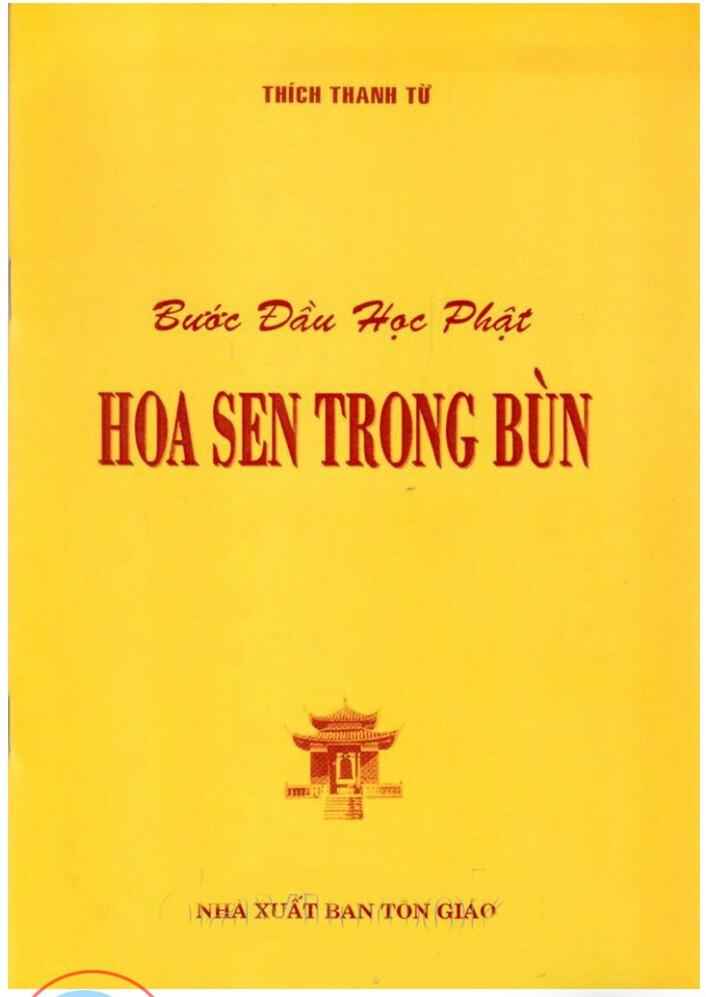 Bước đầu học Phật - Hoa sen trong bùn